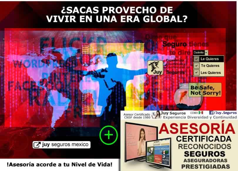 Los Mejores Gastos Médicos Mayores Juy Agente de Seguros en México