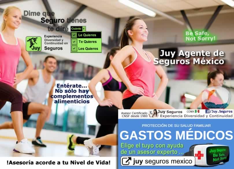 Entérate Complemento de Gastos Médicos Mayores Seguros de Grupo Empesa en Juy Seguros México