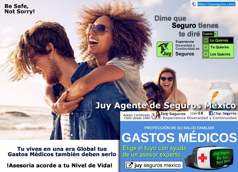 Agente Bupa IHI de Gastos Médicos Mayores de Cobertura Mundial, Cotiza Compara y Contrata JuySeguros.com