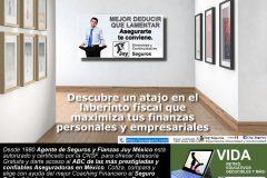 Deduce impuestos en favor de tu persona o tu empresa con un Seguro de Vida en JuySeguros.com