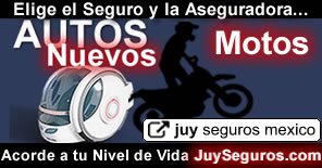 Seguro de Auto y Moto del más barato al mejor en Juy Seguros México